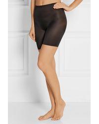 Spanx Skinny Britches Shorts - Black