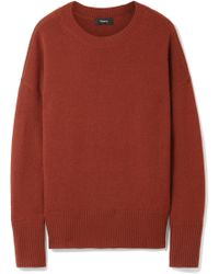 Theory - Karenia Cashmere Sweater - Lyst