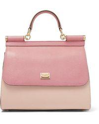 26a8f1e54e6c Dolce & Gabbana Sicily Bags - Dolce & Gabbana Sicily Bags - Lyst