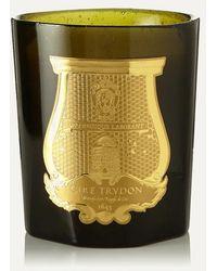 Cire Trudon Spiritus Sancti Scented Candle, 270g - Green