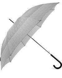 Missoni Parapluie En Tissu Technique À Rayures Cecilia - Noir