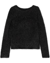 Vince - Boxy Pullover Jumper Top - Lyst