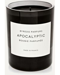 Byredo Apocalyptic Scented Candle - Black