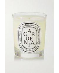 Diptyque Gardenia Scented Candle, 190g - Multicolour