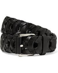 Altuzarra - Woven Leather Belt - Lyst