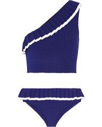 Tabula Rasa - Aracari One-shoulder Bikini - Lyst