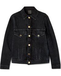 Goldsign - The Morton Denim Jacket - Lyst