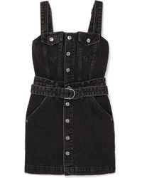 d1b41fd117e Ksubi - Deejay Denim Mini Dress - Lyst