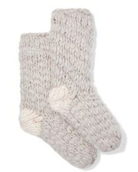 Eberjey The Scout Knitted Socks - Multicolour