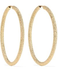 Carolina Bucci - Florentine 18-karat Gold Hoop Earrings - Lyst
