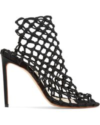 Francesco Russo - Stretch-crochet Sock Boots - Lyst