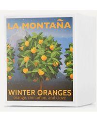 La Montaña - Winter Oranges Scented Candle, 220g - Lyst