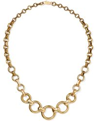 Laura Lombardi - Gold-tone Necklace - Lyst