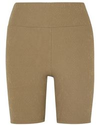 TWENTY MONTREAL Strike Cobra 3d Stretch Jacquard-knit Shorts - Green