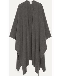 Madeleine Thompson Cashmere Wrap - Grey