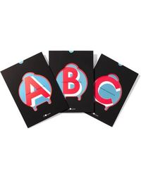 OOKONN Luggage Letter Stickers - Black