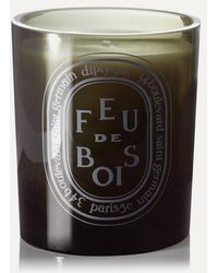 Diptyque Feu De Bois Scented Candle, 300g - Gray