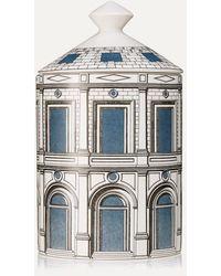 Fornasetti Palazzo Celeste Scented Candle, 300g - Multicolour