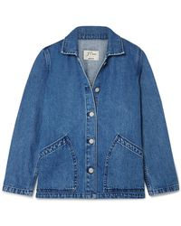 J.Crew - Denim Jacket - Lyst