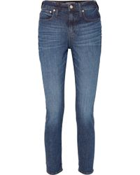 Madewell - Slim Boyjean High-rise Boyfriend Jeans - Lyst