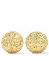 Carolina Bucci 18-karat Gold Earrings - Metallic