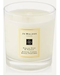 Jo Malone London English Pear & Freesia Scented Home Candle, 200g - Multicolour