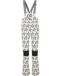 Perfect Moment - Isola Racing Printed Ski Trousers - Lyst