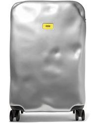 Crash Baggage Icon Medium Metallic Hardshell Suitcase