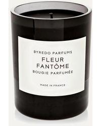Byredo Fleur Fantôme Scented Candle, 240g - Black