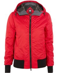 Canada Goose - Dore Hooded Shell Down Jacket - Lyst