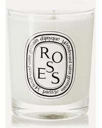 Diptyque Roses Scented Candle, 70g - Multicolor