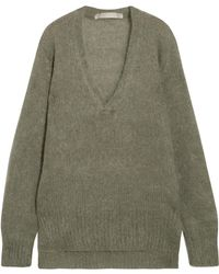 Dion Lee - Oversized Mohair-blend Sweater - Lyst