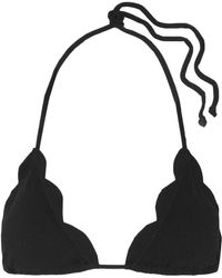 Marysia Swim - Broadway Scalloped Triangle Bikini - Lyst