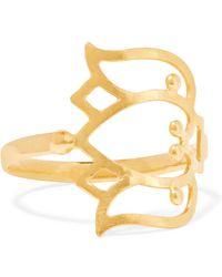 Pippa Small - 18-karat Gold Ring - Lyst