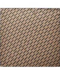 Vetements - Printed Silk-satin Scarf - Lyst