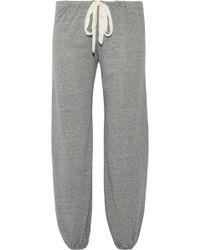 Eberjey - Heather Jersey Pyjama Trousers - Lyst