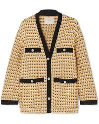 Maje - Visidore Tweed Jacket - Lyst