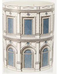 Fornasetti Palazzo Celeste Scented Candle, 900g - Multicolour