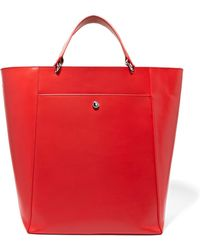 Elizabeth and James - Eloise Large Leather Tote - Lyst