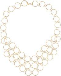 Melissa Joy Manning - 14-karat Gold Necklace - Lyst