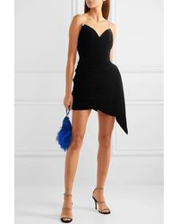 Magda Butrym Mana Corset Dress - Black