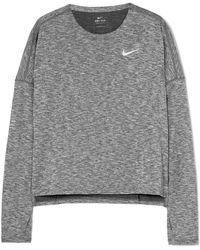 Nike - Medalist Dri-fit Stretch Top - Lyst