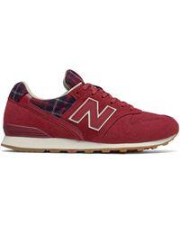 New Balance 996 - Red
