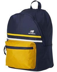 New Balance Lsa Essentials Backpack - Blue
