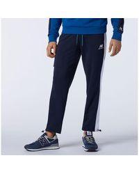 New Balance Herren NB Athletics Fleece Pant - Blau