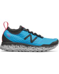 New Balance Fresh Foam Hierro v3 Chaussures - Bleu