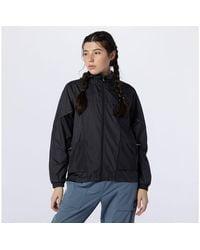 New Balance Femme NB All Terrain Jacket - Noir