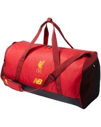 New Balance Liverpool FC Medium Holdall - Rot