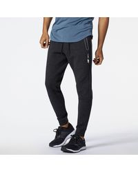 New Balance Fortitech Fleece Pant - Grey