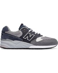 brand new 5f6de 14852 J.Crew New Balance 1500 Re-engineered Sneakers in Gray for ...